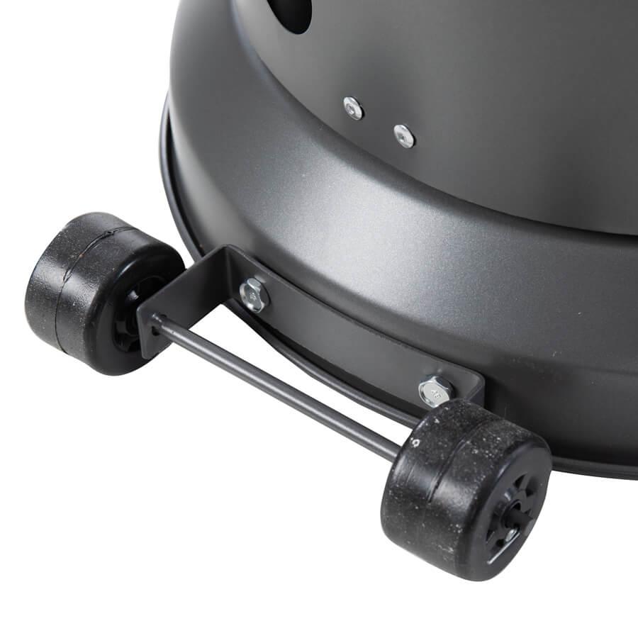 Varme-Patio-Lounge-Heater-Grey-Wheels