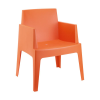 Box-Armchair_Orange