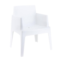 Box-Armchair_White