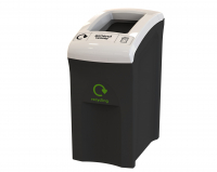 Envirobin Mini 55Ltr gen waste open